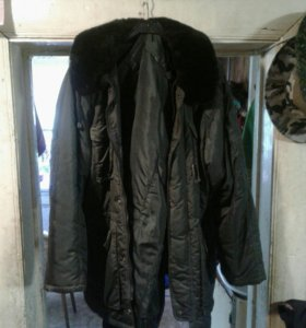 Куртка зимняя с теплыми штанами