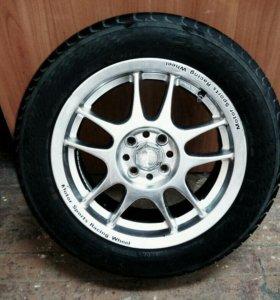 Комплект дисков RW H-144 R15 с резиной Yokohama