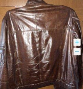 Куртка мужская кожаная Nuomeier