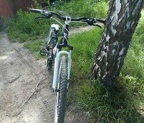Велосипед Blak aqua