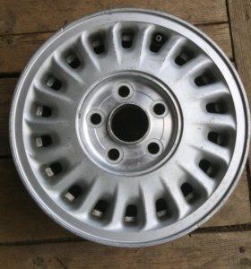 Алюминиевое Японское литьё на 14,размер на фото