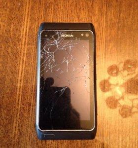Телефон Nokia N8 под восстановление