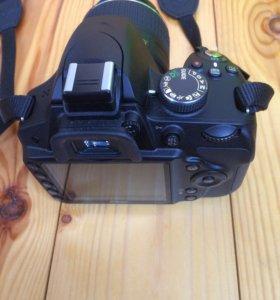 Nikon D3200 18-55 vr ll kit