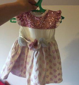 Платье Baby Rose 74 размер
