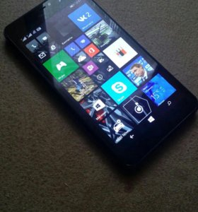 Microsoft Windows phone 640XL dual-sim. Экран 5.7