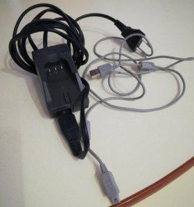 Зарядка и USB