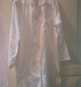 Ночная рубашка - халат.