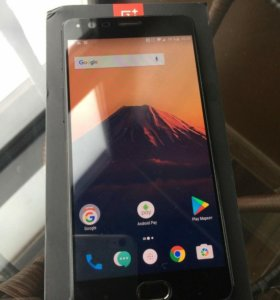 Oneplus 3t 6/128 Gb Black