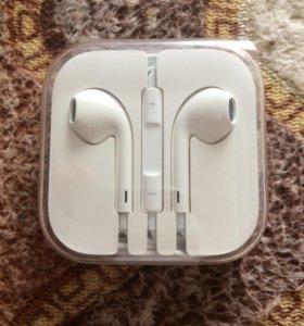 Наушники для iPhone оригинальные