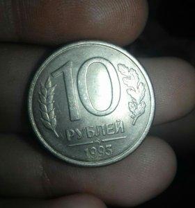 Стариная монета