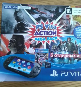 PlayStation portable PS Vita