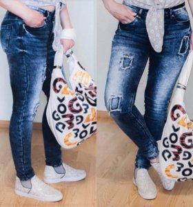 р. 40-42 новые джинсы из Германии