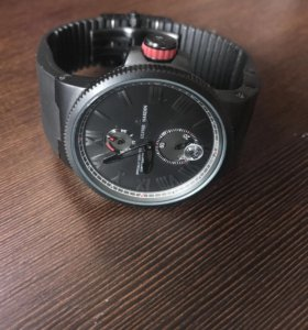 Ulysse Nardin Marine Chronometer Black Boutique Ex