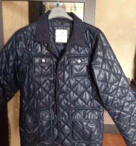 Куртка осенняя для мальчика на 11-12 лет