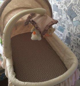 Люлька-кроватка Simplisity