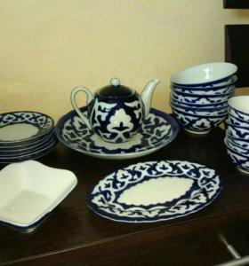 Чайный набор пиалы