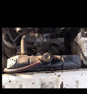 Радиатор Волга 3110 старый образец