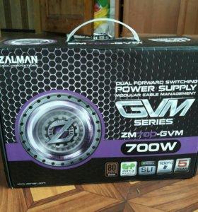 Блок питания Zalman GVM 700W