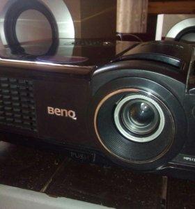 Проектор beng mp 515 и экран 3х2.5м