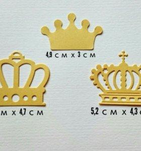 #8В - Набор корон.