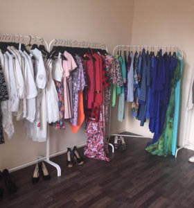 Платья, юбки, кофты