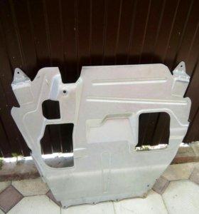 Защита двигателя на Ваз Гранту