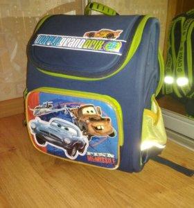 Портфель, рюкзак, ранец