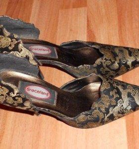 Туфли Graceland 38 размер
