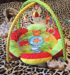 Игровой коврик Mothercare Safari