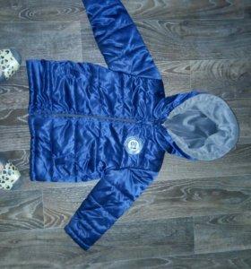 Куртка 86 размер бу демисезон