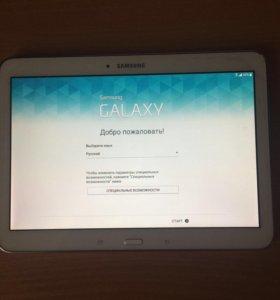 """Samsung Galaxy Tab 4 10.1"""" SM-T531 16Gb 3G White"""