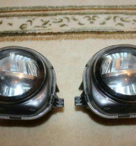 Пара LED противотуманок BMW 5 series F10