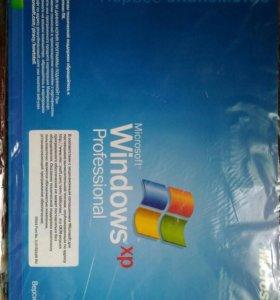 Лицензионный диск Windows xp