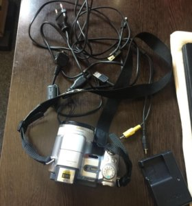 Фотоаппарат Sony DSC-H9