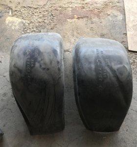 Подкрылки для ГАЗель(задние)