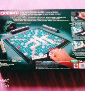 Scrabble (Скрабл), настольная игра