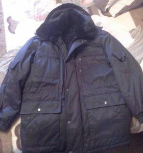 Бушлат- куртка зимняя,