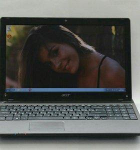 Бу Ноутбук 15.6″ Acer Aspire 5560 / AMD A6