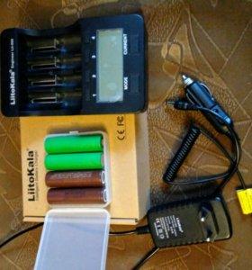 Зарядное устройство.LiitoKala Engineer Lii-500.