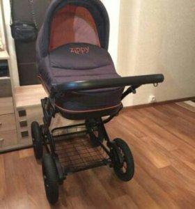 Детская коляска 2 в 1 ZIPPY