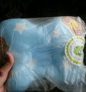 Подушка для детей 0+