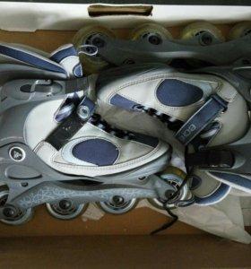 Роликовые коньки женские K2