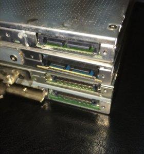 DVD приводы для ноутбука SATA-ide