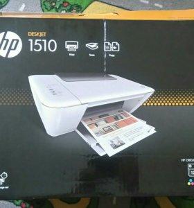 Принтер/сканер/копир HP PSC 1015!