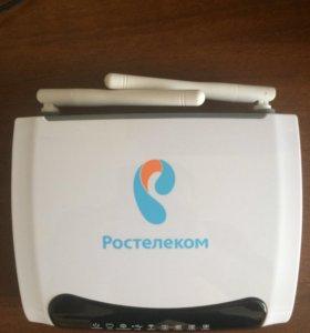 Wi-fi Роутер Ростелеком RT-V4L1USBn (новый)