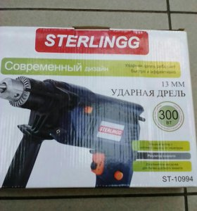 Ударная дрель Sterling