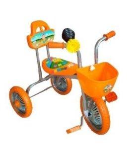 Велосипед 3х колёсный Чижик