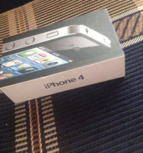 Коробка от Apple