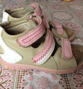 Ортопедические сандали Ортек 28 размер