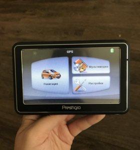 Gps навигатор prestigio geovision 5200